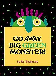 Go Away Big Green Monster - Kids love it, but it is really too easy.  But goes over colors and parts of the face.  Could be too scary for the youngest kids.