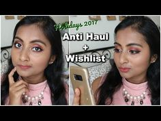 Anti Haul + Wishlist Part 2 | Holiday Release 2017 | New Makeup Releases - YouTube