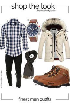 Teen Boy Fashion, Guy Fashion, Winter Fashion, Calvin Klein Boxers, Mode Man, Stylish Mens Fashion, Timberland, Cool Outfits, Simple Outfits