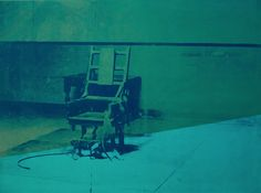 Andy Warhol, Electric Chair, 1967-68
