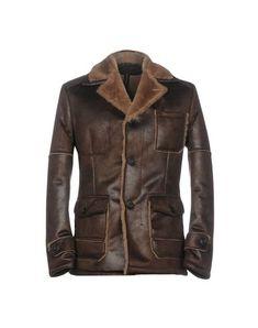 MESSAGERIE Men's Jacket Dark brown 36 suit