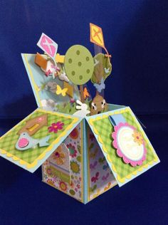 Spring has Sprung by all - Cards and Paper Crafts at Splitcoaststampers