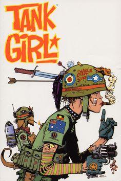 Archivo Cyberpunk: Tank Girl [Completa] [Ing-Esp] [Mediafire]