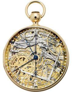 Breguet 1160 Marie-Antoinette Pocket Watch - bring back the pocket watch