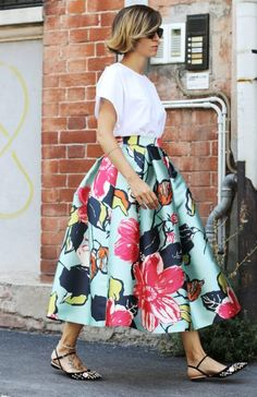 Style Summer, What To Wear, Midi Skirt, Ralph Lauren, Skirts, Inspiration, Fashion, Biblical Inspiration, Moda