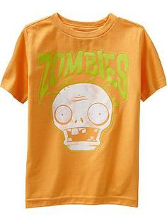 Boys Plants vs Zombies™ Tees | Old Navy