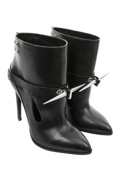 Abisko Boot by Anthony Vaccarello for Preorder on Moda Operandi