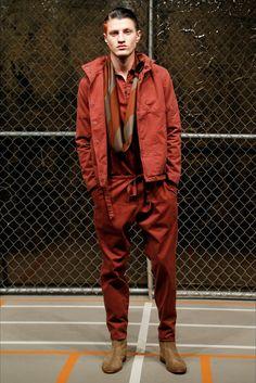 Robert Geller - Men Fashion Fall Winter 2015-16 - Shows - Vogue.it