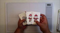 Stampin´Up! Schwarzer Peter Kinderkartenspiel