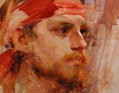 Richard Schmid (detail).