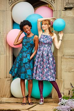 End the year on a haute note! Countdown to midnight in the chicest sequins and sparkles ModCloth has to offer!