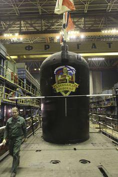 Russian submarine Alexander Nevsky - Wikipedia, the free encyclopedia Russian Fonts, Russian Submarine, Nuclear Submarine, Submarines, Wwii, Military, Projects, Sea, Photos