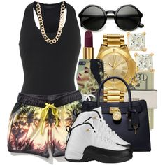 Ready for summer, created by swagbaby787 on Polyvore