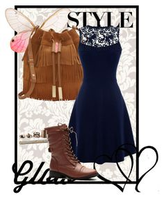 """""""Something"""" by the-o-so-friendly-ava on Polyvore featuring Vince Camuto, Warehouse and Forever 21"""