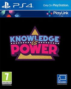 Knowledge is Power - PlayStation 4 Ps4 Exclusive Games, Playstation, Sony, Ps4 Exclusives, Five Friends, Video Game Collection, Gaming Tips, Gamers, Games