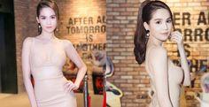 Trang Sina danh tiếng Trung Quốc hết lời khen Ngọc Trinh Khuôn mặt ngọt ngào thuần khiết giống Angela Baby - Kênh 14
