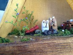 the bare bear lair: camp hunny bunny
