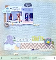 A Project by amytangerine from our Scrapbooking Gallery originally submitted 01/01/13 at 07:53 AM