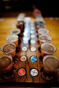 Russian River Beer Flight