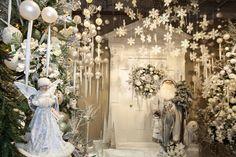 decoração de natal em shopping - Pesquisa Google