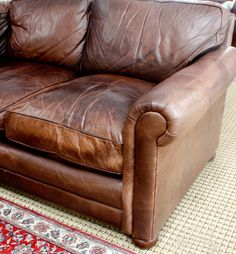 How To Fix Flattened Down Sofa Cushions -- we have this problem in a major way.