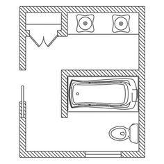 Floor Plan Options | Bathroom Ideas & Planning | Bathroom | KOHLER