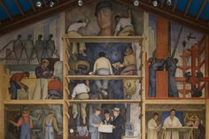 In San Francisco, city Supervisor Aaron Peskin introduced legislation Tuesday to landmark the San Francisco Art Institute's massive Diego Rivera mural worth an estimated $50 million following reports that it could sold, according to the San Francisco Examiner. Mission Local first reported that...