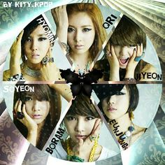 T-ARA I go crazy because of you WALLPAPER