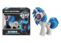 "Funko ""My Little Pony"" DJ Pon-3 vinyl figure"