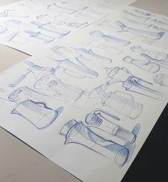 Sketchbook by Marius Kindler