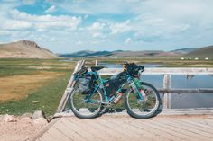 Bikepacking Mongolia Khangai Mountains - BIKEPACKING.com
