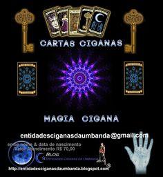Entidades Ciganas da Umbanda (Clique Aqui) para entrar.: CARTAS CIGANAS E MAGIA…