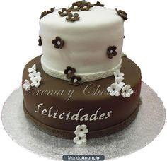 Curso decoración tartas fondant