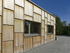 timber board cladding