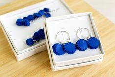 KaKallas stud earrings and Vuono earrings by Oikku Design Stud Earrings, Personalized Items, Jewelry, Design, Fashion, Moda, Jewlery, Jewerly, Fashion Styles
