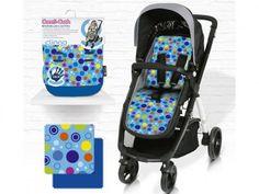 Almofada para Carrinho de Bebê - Clingo Comfi?Cush Spot The Dot com as melhores…