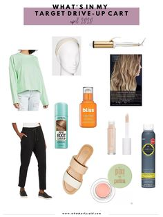 As I continue to practice social distancing, I'm shopping my favorite retailer a new way. Keep reading to see what's in my Target drive-up cart! Vintage Hairstyles, Bun Hairstyles, Updo Hairstyle, Wedding Hairstyles, Brassy Blonde, Dark Blonde, High Bun Hair, Hair Buns, Root Cover Up Spray
