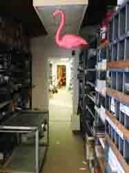Chaosium Warehouse. Hayward, California. #callofcthulhu