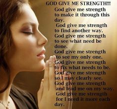 God gave me the strength to see, and breathe, and talk. Soul Quotes, Faith Quotes, Life Quotes, Qoutes, Prayer Poems, Acceptance Letter, Inspirational Prayers, Inspiring Quotes, Give Me Strength