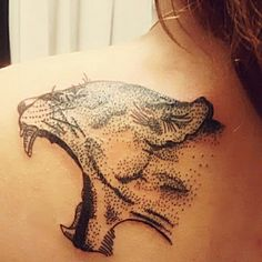 My Lioness tattoo - totally in love with it