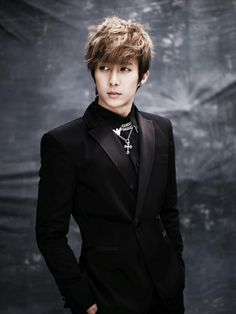 Handsome yes  but  he  can sing  great !
