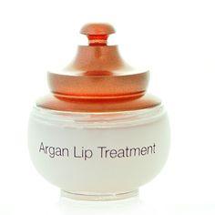 Josie Maran Argan Lip Treatment; super nourishing + adorable pot!