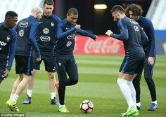 Chelsea forward Diego Costa says Kylian Mbappe is a 'phenomenon' and a 'killer in front of goal' as Monaco star trains with France ahead of Spain tie – 1hrSPORT