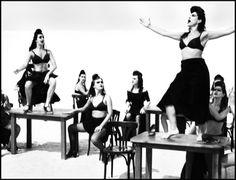 MIL BESOS: RUVEN AFANADOR'S WOMEN OF FLAMENCO