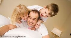 Husbands and wives are happier when they share household and child rearing responsibilities