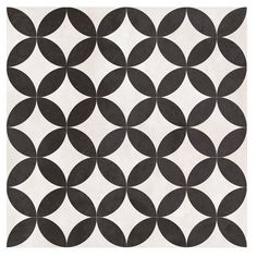 Feature Floors Bertie Black & Ivory Floor Tiles – 331 x – 9 pack - Painted Floor Tile Painting Tile Floors, Painted Floors, Black Floor, Bathroom Floor Tiles, House Colors, Home Remodeling, Ivory, Colorful Houses, Inspiration