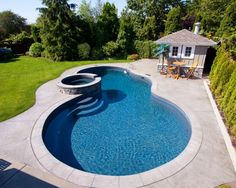 Master Pools Guild | Residential Pools and Spas - Freeform Gallery