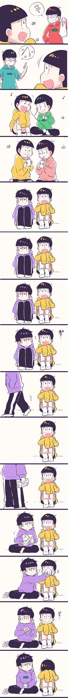 あ〜〜〜〜〜14松…