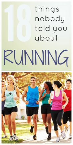 18 things nobody told you about running... #MissFitGear
