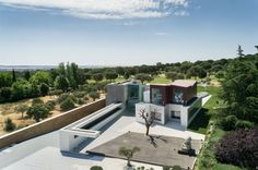 More of House H in Madrid Photographed by Joao Morgado - Archiscene - Your Daily Architecture & Design Update